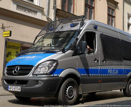 Policja Szczecin: Spotkanie z policjantem w Centrum Edukacji